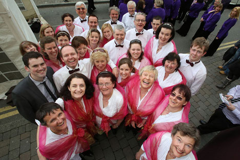Carrigaline Choral Group | www.ringofcork.ie | Ring of Cork