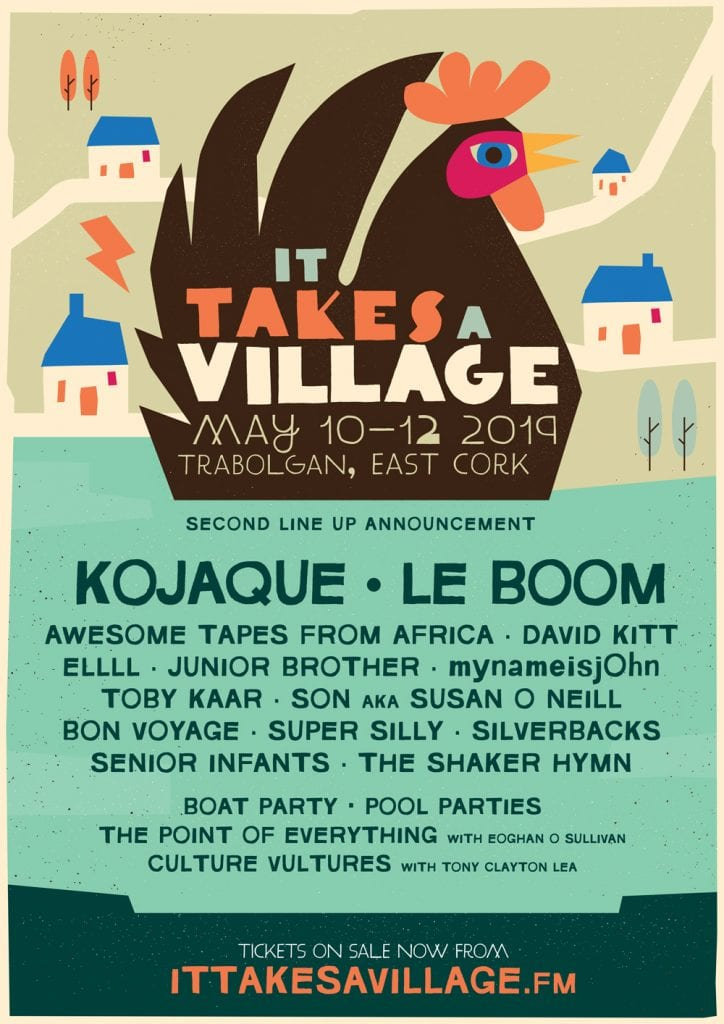 IT TAKES A VILLAGE FESTIVAL - Ring of Cork