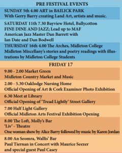 Midleton Arts Festival - Ring of Cork