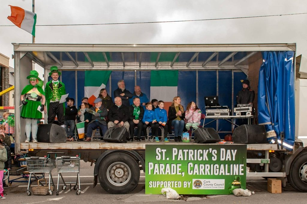 Carrigaline Saint Patrick's Day Parade | www.ringofcork.ie | Ring of Cork